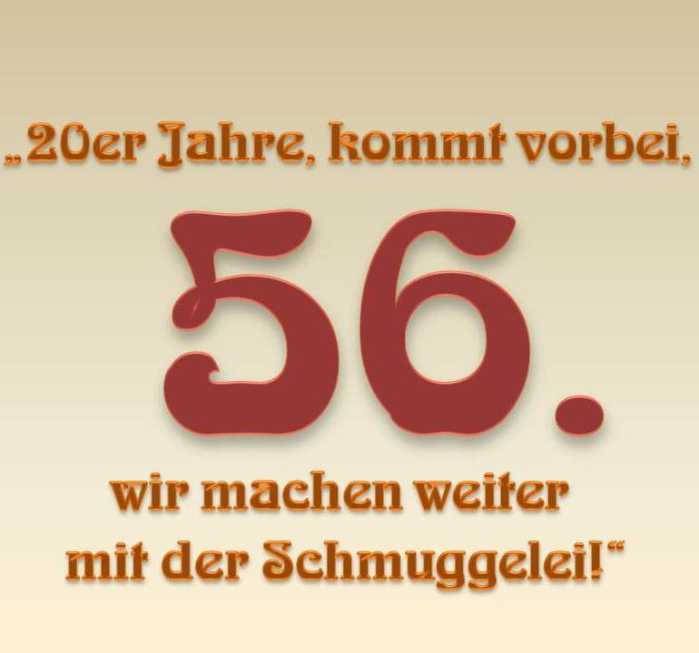 Motto der 56. Session